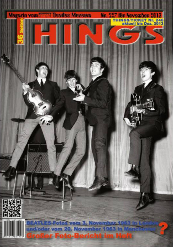 BEATLES-Magazin THINGS 227