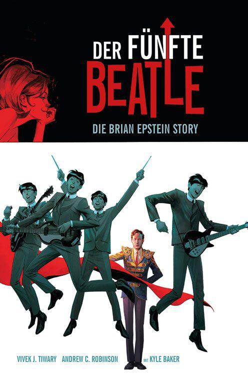 Comic-Buch DER FÜNFTE BEATLE