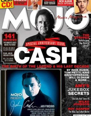 Musikmagazin MOJO 2013/10 mit CD
