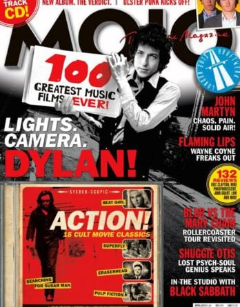 Musikmagazin MOJO 2013/04 mit CD