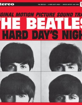 THE BEATLES US-CD 03: SOUNDTRACK A HARD DAY'S NIGHT