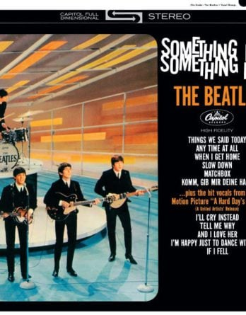 THE BEATLES US-CD 04: SOMETHING NEW