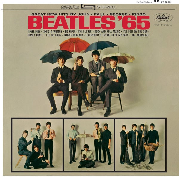 THE BEATLES US-CD 06: BEATLES '65