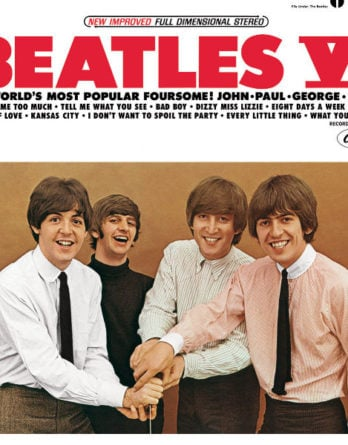 THE BEATLES US-CD 08: BEATLES VI