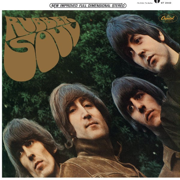 THE BEATLES US-CD 10: RUBBER SOUL