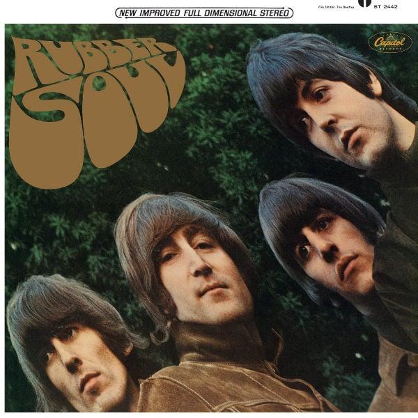 THE BEATLES US-CD 10: RUBBER SOUL