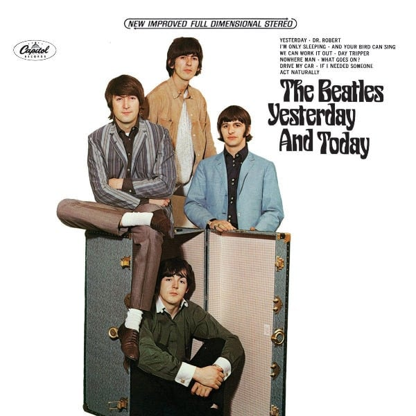 THE BEATLES US-CD 11: YESTERDAY AND TODAY