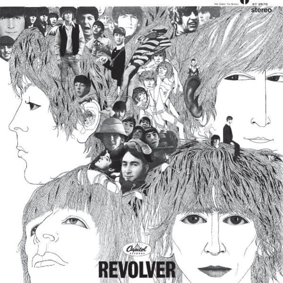 THE BEATLES US-CD 12: REVOLVER