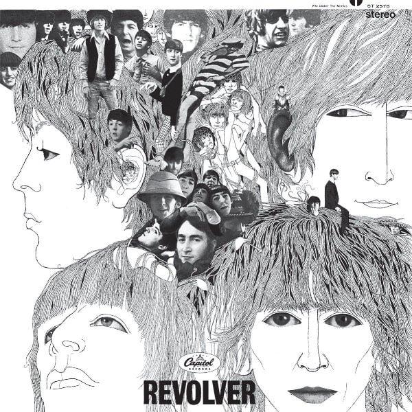THE BEATLES US-CD 12: REVOLVER