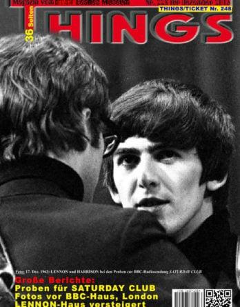 BEATLES-Magazin THINGS 228