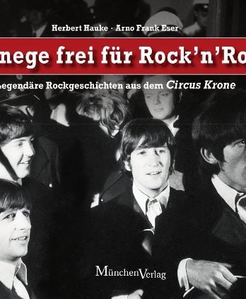 Buch (auch über BEATLES): MANEGE FREI FÜR ROCK'N'ROLL