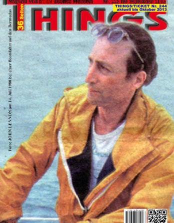 BEATLES-Magazin THINGS 225 (Nachdruck)