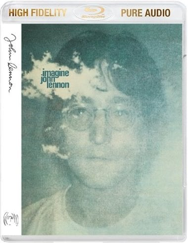 JOHN LENNON: Audio-Blu-ray IMAGINE