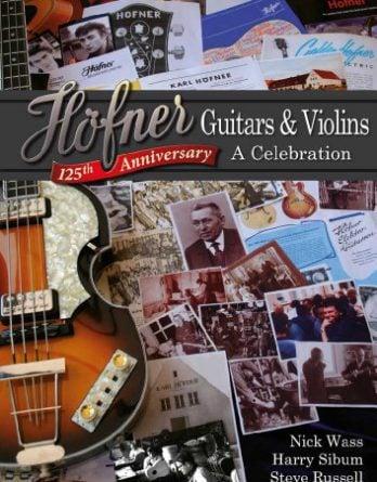 Buch mit etwas BEATLES: HÖFNER GUITAR & VIOLINS