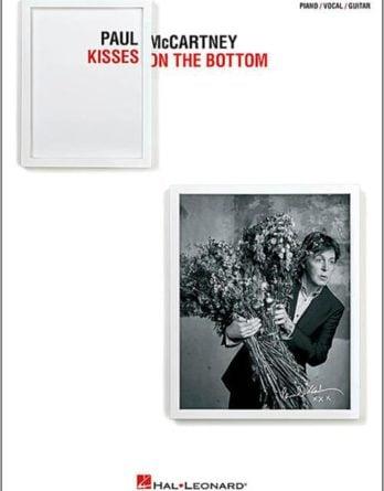 PAUL McCARTNEY: Notenbuch KISSES ON THE BUTTOM