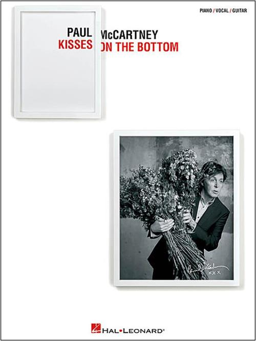 PAUL McCARTNEY: Notenbuch KISSES ON THE BUTTOM