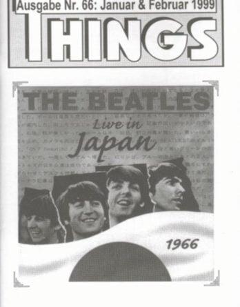 BEATLES: Fan-Magazin THINGS 66