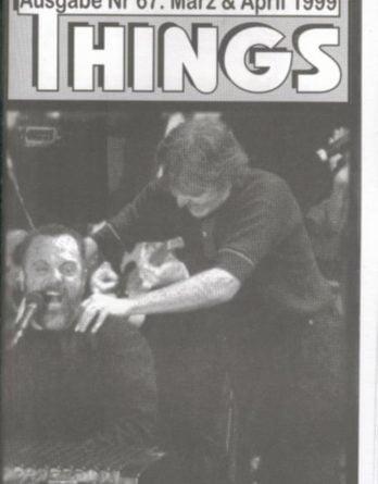 BEATLES: Fan-Magazin THINGS 67
