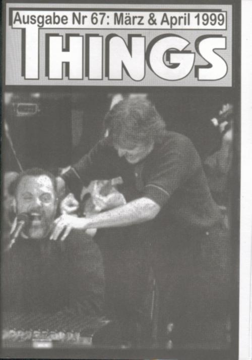 BEATLES: Fan-Magazin THINGS 67