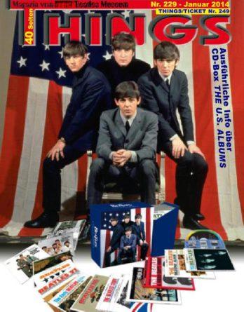 BEATLES-Magazin THINGS 229