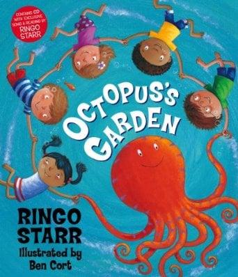 Buch OCTOPUSS GARDEN