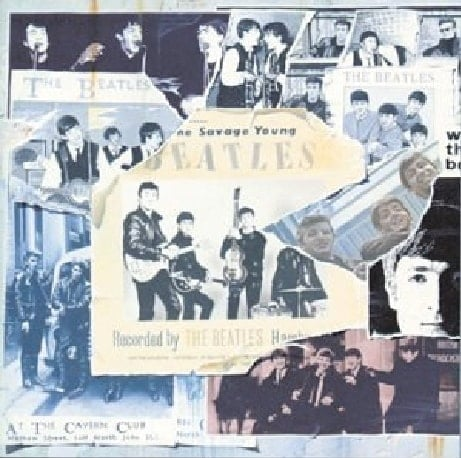 BEATLES: 3er LP ANTHOLOGY 1