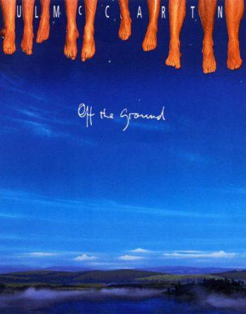 PAUL McCARTNEY: 1993er NL-CD OFF THE GROUND