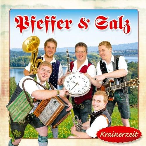 """PFEFFER & SALZ: CD KRAINERZEIT mit """"Ob-La-Di Ob-La-Da"""""""