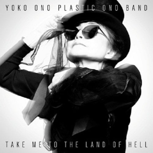 YOKO ONO-LP: TAKE ME TO THE LAND OF HELL