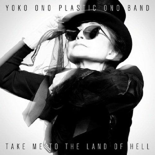 YOKO ONO: CD: TAKE ME TO THE LAND OF HELL
