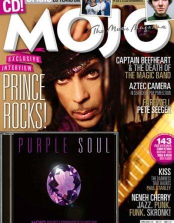 Musikmagazin MOJO 2014/04 mit CD
