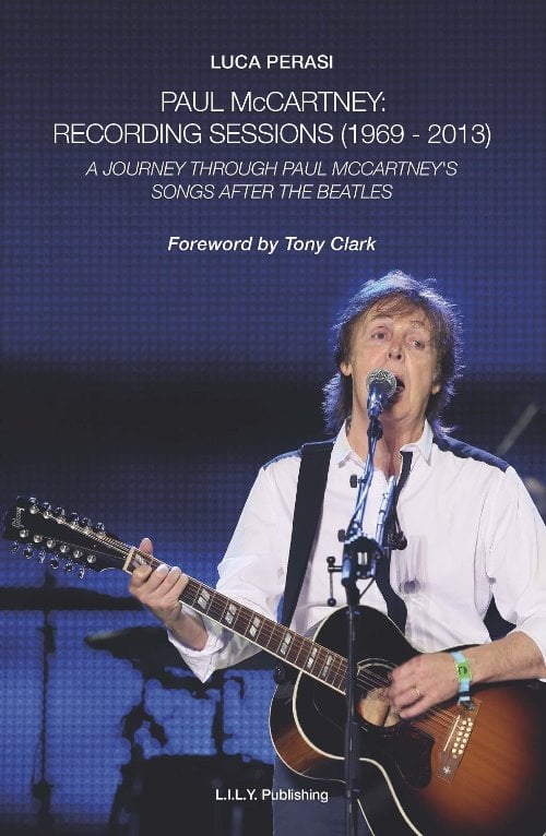 Buch PAUL McCARTNEY - RECORDING SESSIONS (1969 - 2013)
