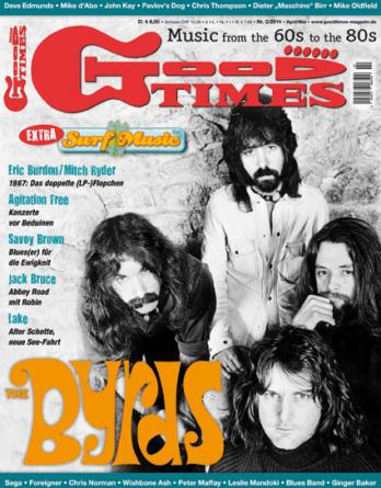 Musikzeitschrift GOOD TIMES 2014/02