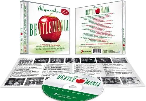 verschiedene Interpreten: CD ALL YOU NEED IS ... BEATLEMANIA