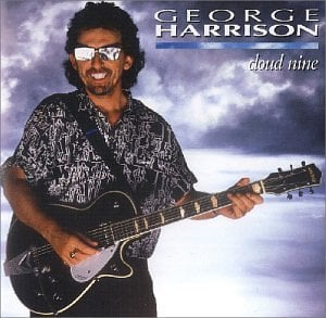 GEORGE HARRISON: 2004er CD CLOUD NINE