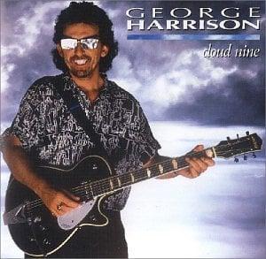 GEORGE HARRISON: 2004er CD CLOUD NINE
