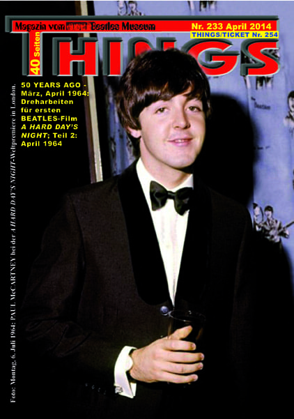 BEATLES-Magazin THINGS 233