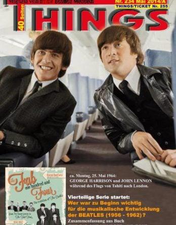 BEATLES-Magazin THINGS 234