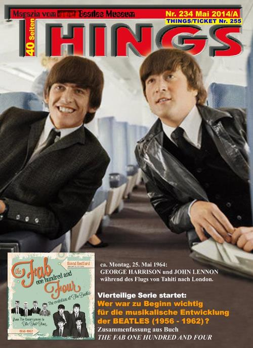 BEATLES-Magazin THINGS 234
