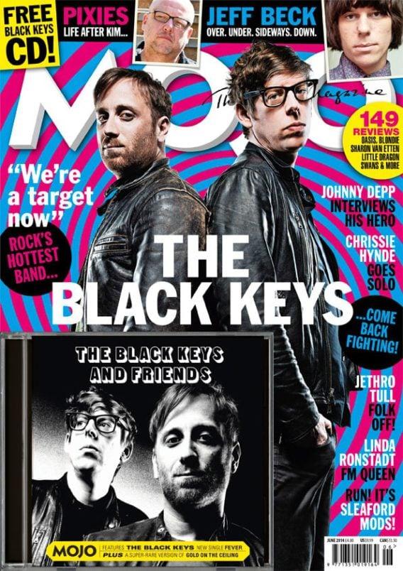 Musikmagazin MOJO 2014/06 mit CD