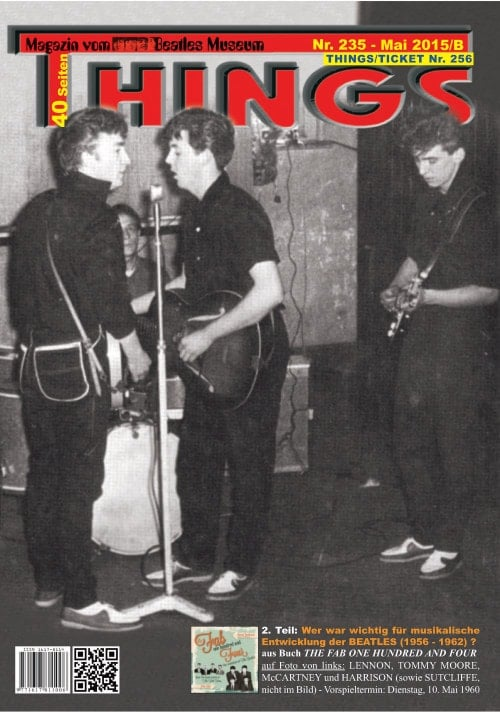 BEATLES-Magazin THINGS 235 (Nachdruck)