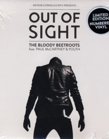 BLOOD BEETROOTS: Single OUT OF SIGHT mit PAUL McCARTNEY