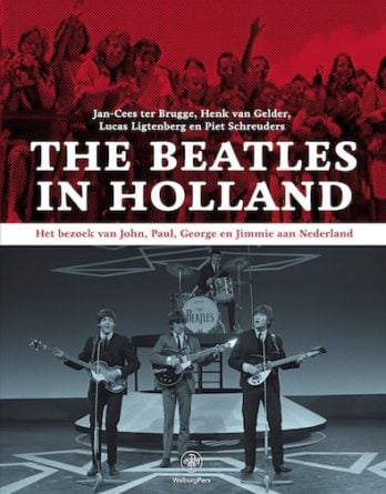 Donnerstag, 1. Mai 2014: Buch THE BEATLES IN HOLLAND.