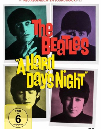 BEATLES: DVD A HARD DAY'S NIGHT
