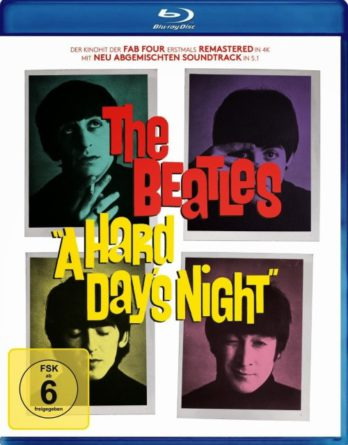 BEATLES: Blu-ray A HARD DAY'S NIGHT