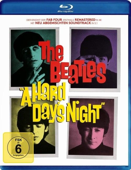 BEATLES: Blu-ray A HARD DAY'S NIGHT