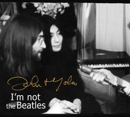 JOHN LENNON & YOKO ONO: 8er Interview-CD-Box I'M NOT THE BEATLES