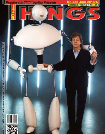 BEATLES-Magazin THINGS 236