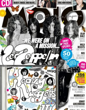 Musikmagazin MOJO 2014/07 mit CD