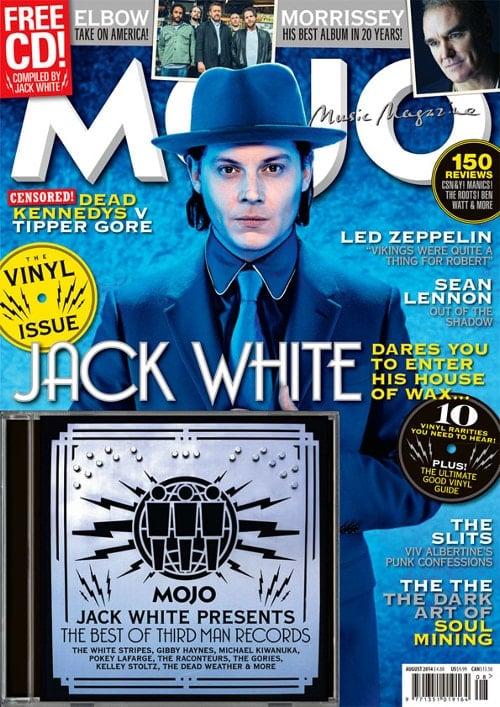 Musikmagazin MOJO 2014/08 mit CD